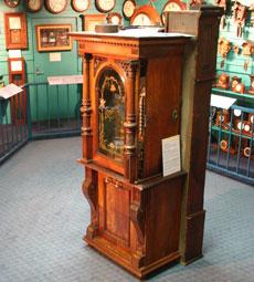 Claphams Clock Museum, Komet
